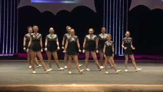 Southern Belles Amateur - Traditional Standing Line - 2016 CCA Showdown