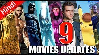 9 Movies Updates [Explain In Hindi]