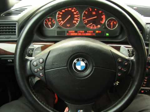 E38 M Steering Wheel With Shift Paddles Youtube