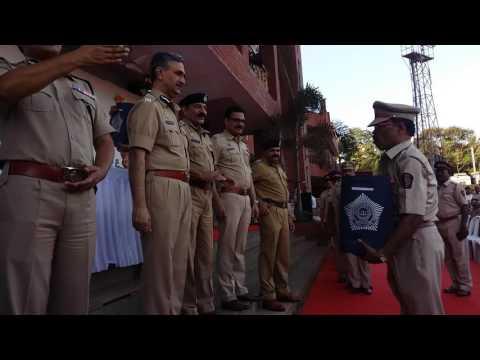 ASSISTANT COMMISSIONER OF POLICE Shri. Uttam G More Saheb Retirement @ Marine Drive; Bombay