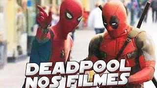 Deadpool nos filmes de super herÓis