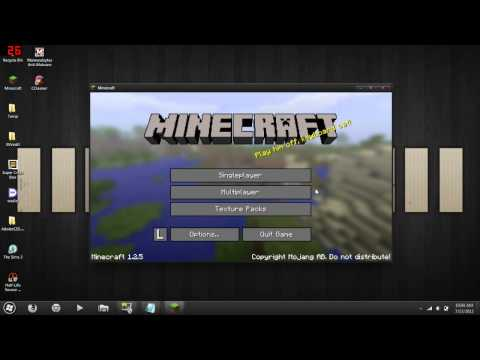 How To Install X-Ray Mod For Minecraft 1.6.2