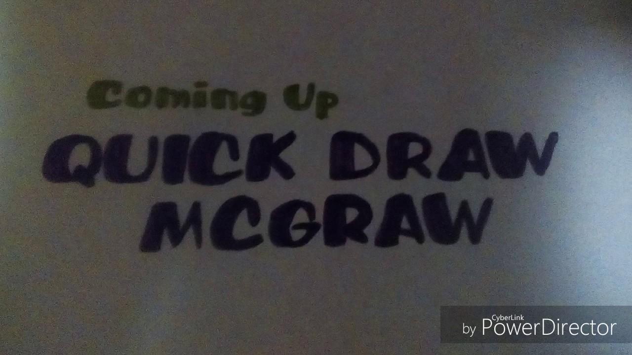 "(FAKE) Boomerang (USA): Quick Draw McGraw ""Coming Up Next"