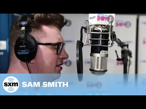 "Sam Smith ""Stay With Me"" Live @ SiriusXM // Hits 1"