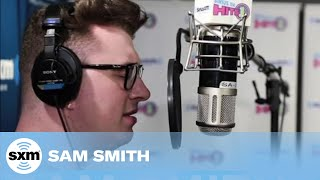 """Sam Smith """"Stay With Me"""" Live @ SiriusXM // Hits 1"""