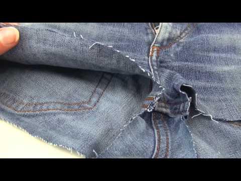 Diy 3 Coole Shorts Leicht Nahen Aus Alten Jeans Upcycling