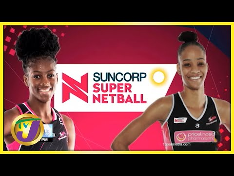 Wilson & Sterling Extend Contract with Adelaide Thunderbirds - Sept 21 2021