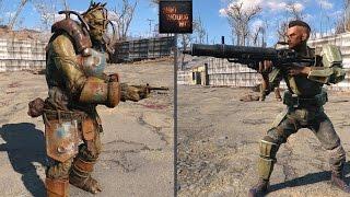 who would win 100 super mutants v 100 gunners fallout 4 battles