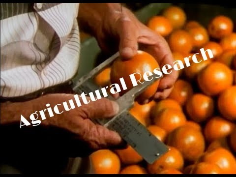 What is Agricultural Research? -  Agricultural Research Serv