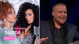 Norwegian TV about Serbia's Eurovision song   Hurricane - LOCO LOCO   Eurovision Song Contest 2021