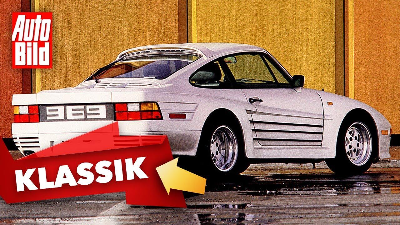 Rinspeed Porsche R69 Turbo (1985): Tuning - Klassiker - Info