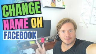 How To Change Name In Facebook 2020