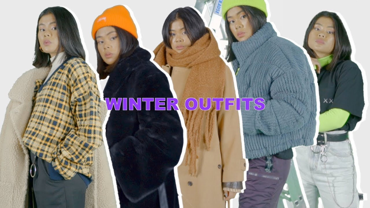 cold winter outfits 2019
