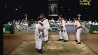 Yemen Music and dance bara3 Mizmar  for Yusuf Al-badagee