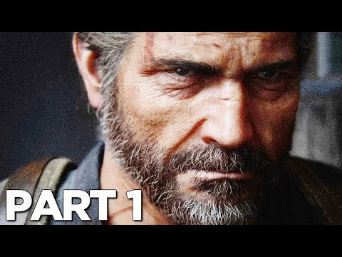 THE LAST OF US 2 Walkthrough Gameplay Part 1 - INTRO (Last Of Us Part 2)