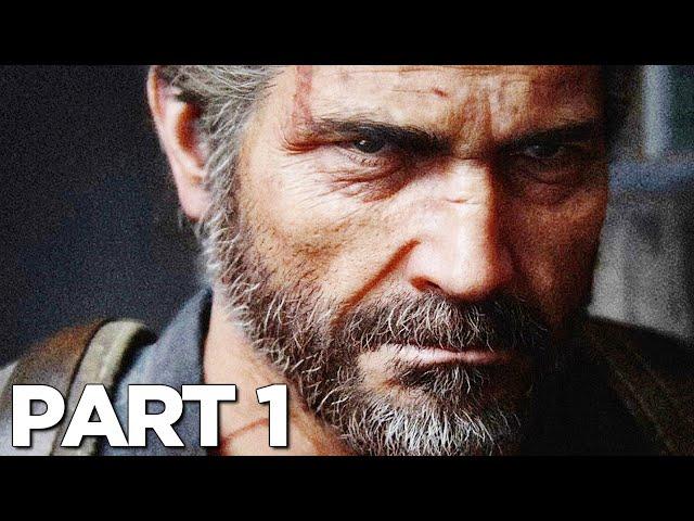 THE LAST OF US 2 Walkthrough Gameplay Part 1 - INTRO (Last of Us Part 2) - theRadBrad