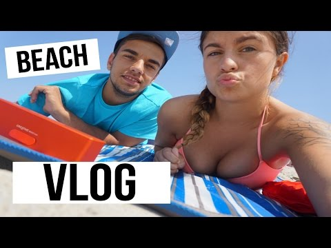 Hampton Beach Trip☼ | VLOG