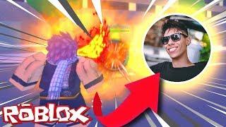 ROBLOX: THE CHARACTER WHO WILL BEAT THE INEMAFOO!?! -ANIMEX ‹ BRUNINHO ›