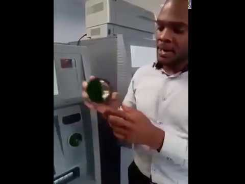 ATM SCAM - NEW TRICK EXPOSED IN NIGERIA | How they hack peoples password . |2017|
