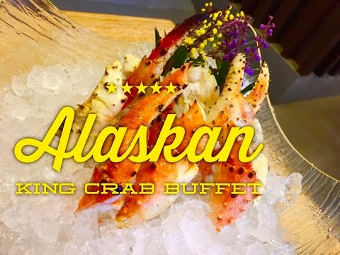 Alaskan King Crab Buffet at Shabu Shabu Ichiban Circuit Makati Mall Manila by HourPhilippines.com