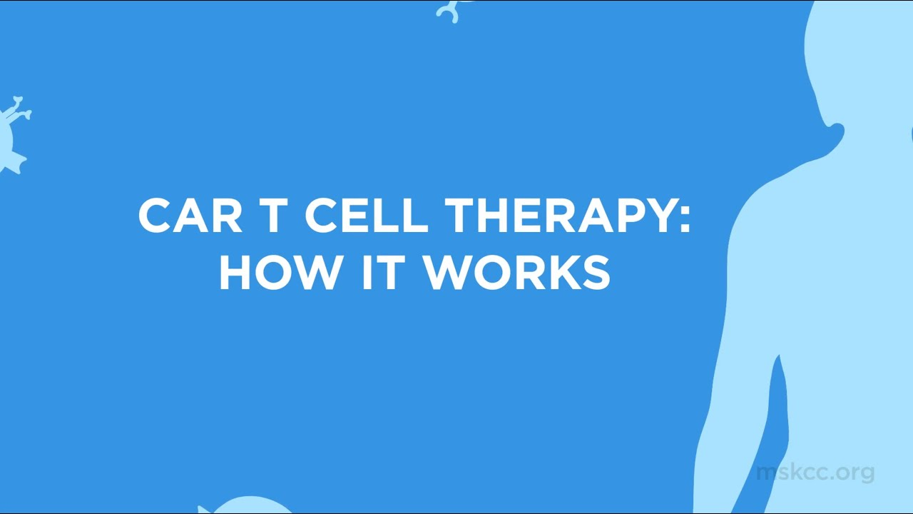 CAR T Cell Therapy: How It Works - YouTube