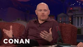 Bill Burr's Issues With The Airline Boarding Process  - CONAN on TBS thumbnail