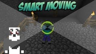 Minecraft 1.8/1.7.10/1.7.2/1.6.4 ~ Como instalar Smart Moving Mod