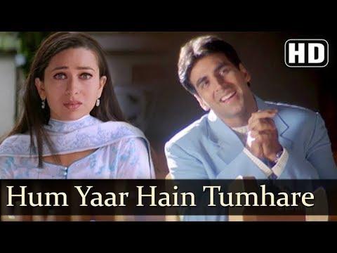 Hum Yaar Hain Tumhare Female | Haan Maine Bhi Pyaar Kiya | Abhishek Bachchan | Karishma Kapoor |