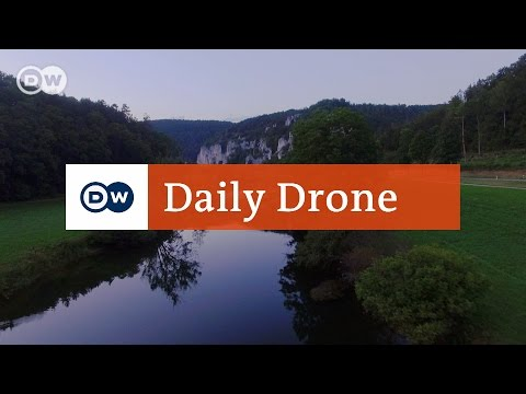 #DailyDrone: Danube Valley