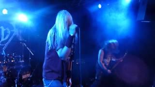 ASPHYX - DEATHHAMMER (LIVE AT BLASTFEST 21/2/15)