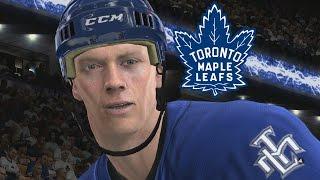 Mats Sundin - Career Player Ratings (EA Sports NHL)