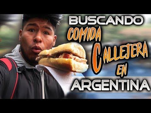 Buscando COMIDA CALLEJERA En ARGENTINA (fuera De Capital-CABA)