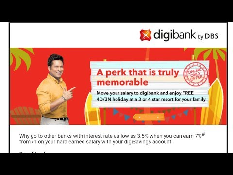 How to open Digi Bank new Register || Online banking