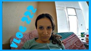 Vlog 09.09.15 Мини-влог из больницы