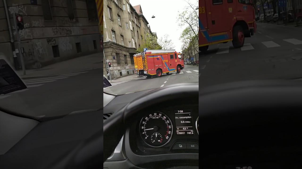 Potres U Zagrebu Zeleni Val 22 3 2020 Youtube
