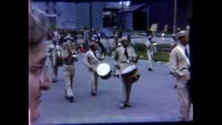 Kolacky Day Parade, Montgomery, Minnesota About 1952