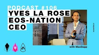 The EOS Podcast #106 - EOS Nation - 1.8 Upgrade Timeframe, Voice Launch, Governance, Value & More