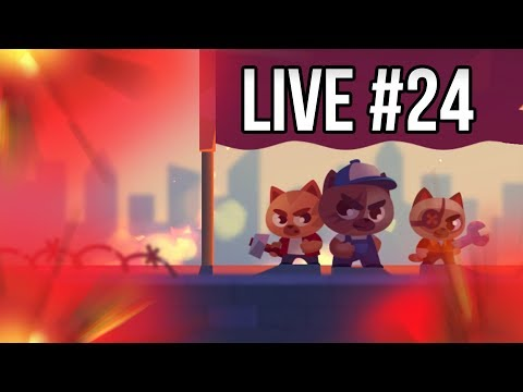 Let's Play C.A.T.S: Crash Arena Turbo Stars (Live Stream #24)