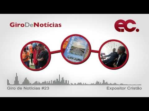 Giro de notícias #023 - Giro Regional 1RE - Reuniões do Colégio Episcopal - no Cenáculo
