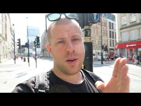 Oxford Street Pedestrianisation + st christopher