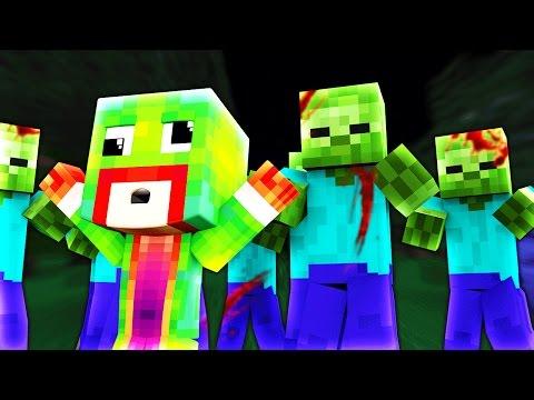 Minecraft | WHO'S YOUR DADDY? ZOMBIE APOCALYPSE!