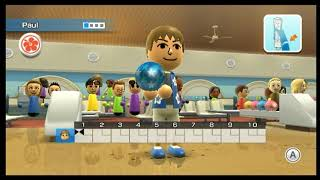 Wii Sports Resort: Bowling (All Perfect Games)
