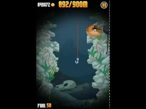 Ninja Fishing Ultimo Pesce