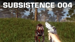 SUBSISTENCE [004] [Wolfsjagd! No Risk no Fun] [Deutsch German] thumbnail