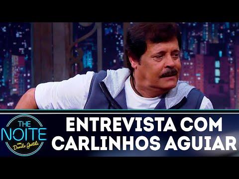 Entrevista com Carlinhos Aguiar | The Noite (30/05/18)