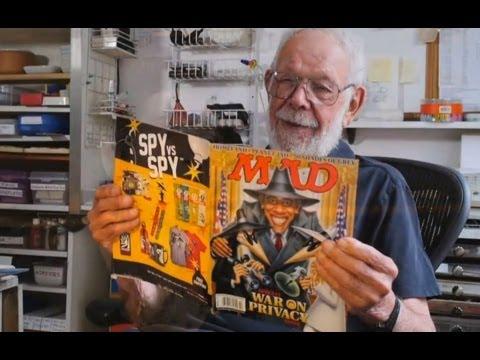 Columbia Libraries Acquire Archives Of Mad Magazine Cartoonist Al Jaffee