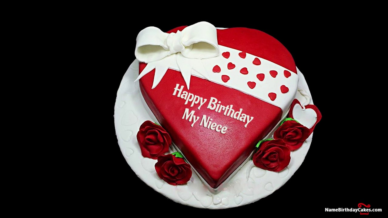 Happy Birthday Niece Best Wishes For You Youtube