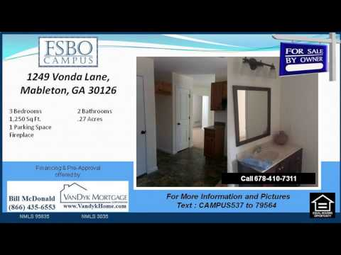 3 Bedroom Home for near Mableton Elementary School in Mableton GA
