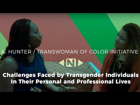 Challenges Faced by Transgender Individuals In Their Personal and Professional Lives - L.A. Hunter
