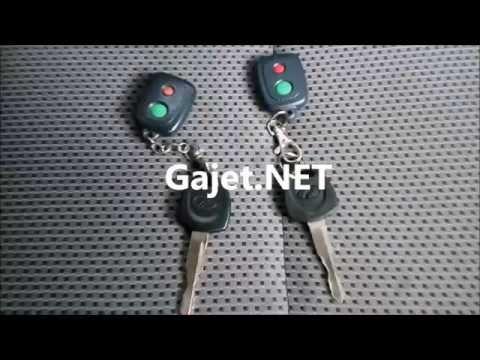 [D.I.Y] Cara duplicate kunci remote Perodua Viva atau Myvi